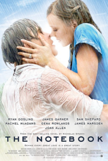 Notebok movie
